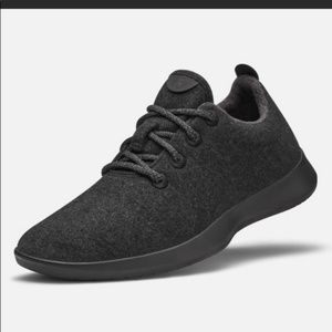 allbirds Shoes - Allbirds wool runners in natural black